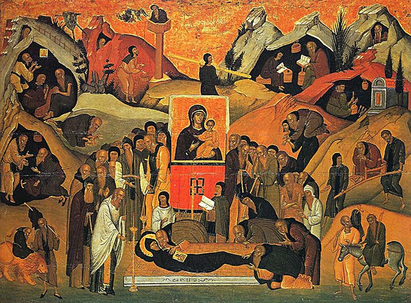 ... которое приемлются молитвы и моления: trinityrzn.ru/category/stati-i-propovedi